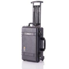 Peli 1510LFC Schutzkoffer mit Schaumstoff + Laptop-Einsatz