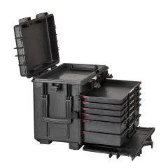 Schubladen-Werkzeugkoffer 5140 mit Multilayer Schaumstoff