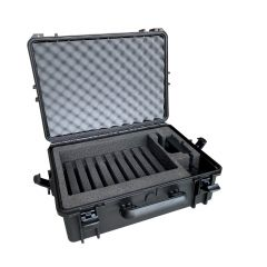 Extreme Ladekoffer für 10 x iPad & Tablet