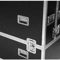 """Phillips 84"""" U-Line Display 3-teiliges Flightcase"""