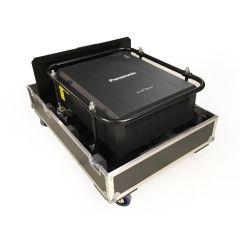 Flightcase for Panasonic RZ770
