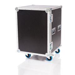 Flightcase mit 4 Laden