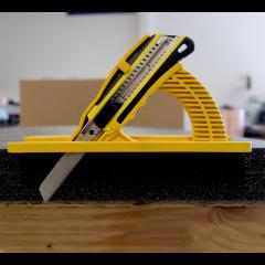 Multilayer Schaumstoff-Schlitten + Standardmesser