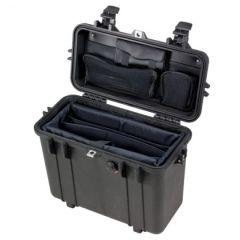 Peli 1430 Schutzkoffer mit Office Raumteiler