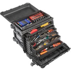 Peli 0450 Werkzeugkoffer mit Schubladen