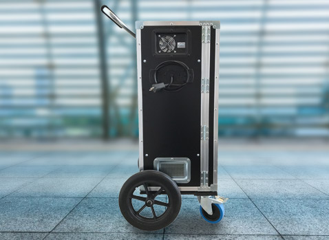 Highperformancecases-Mobility Cart Carrier