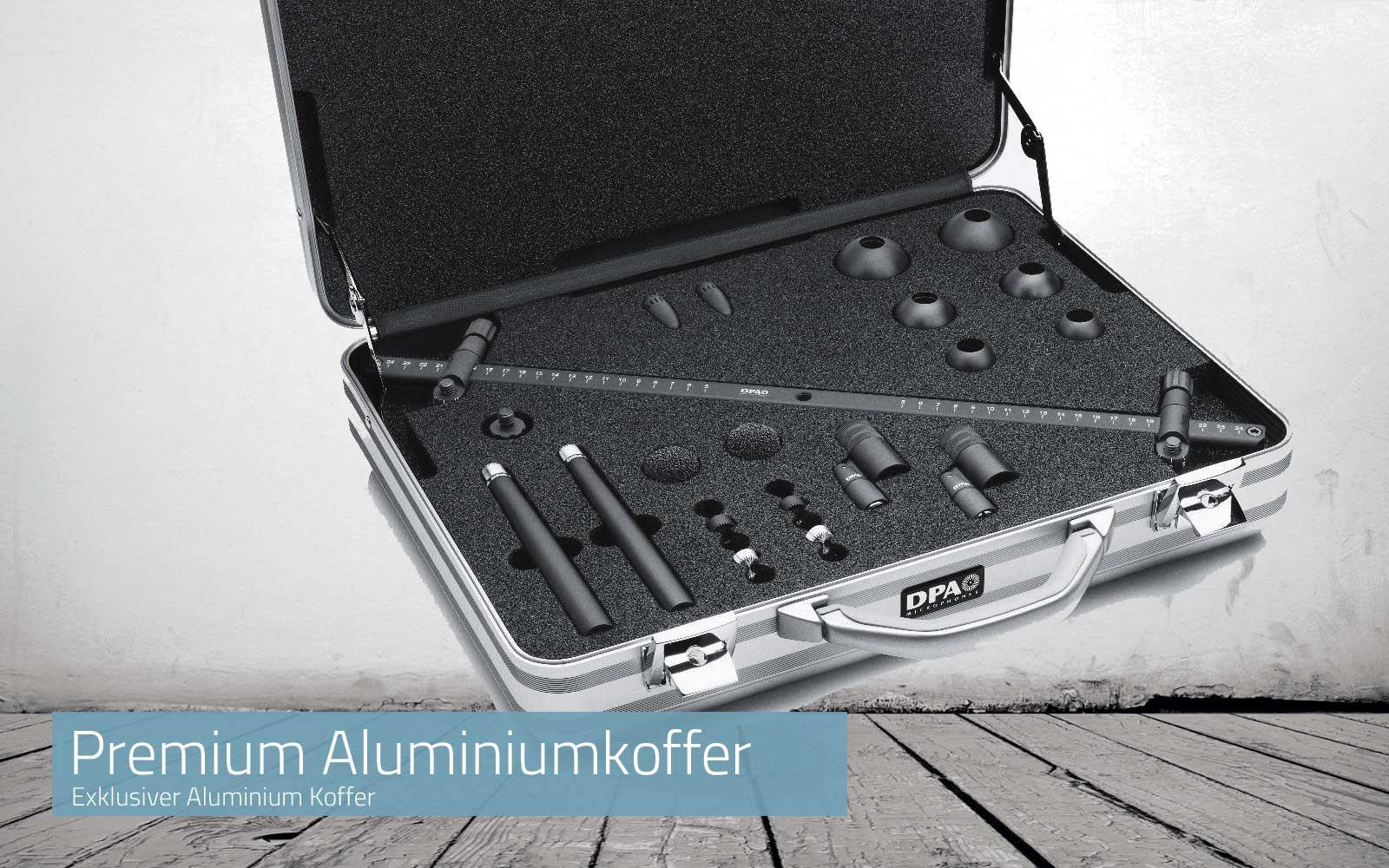 Premium Aluminium Cases