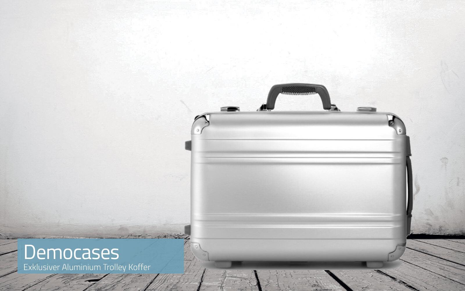 Präsentationskoffer zur Aufwertung Ihrer Produkte