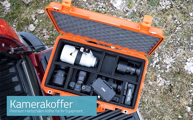 Premium kamera Koffer