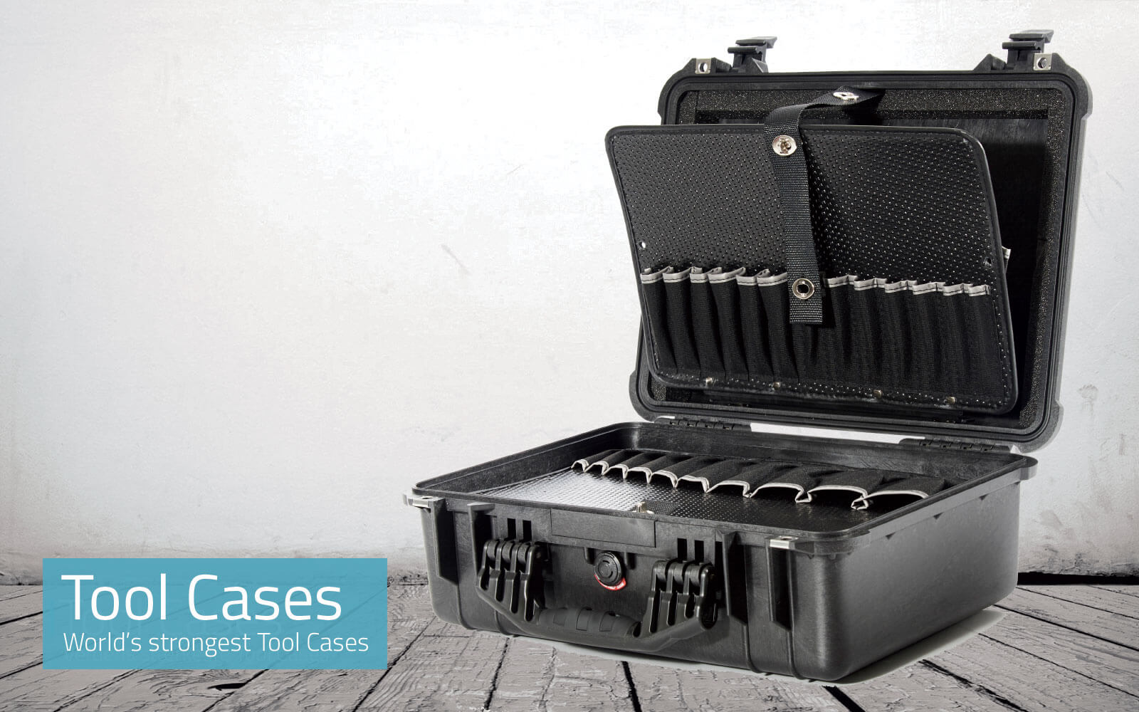 Worlds strongest Tool Case - High Performance Cases.