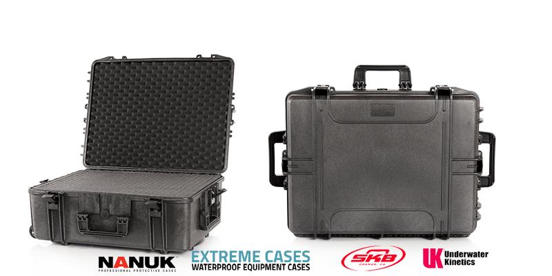 Extreme Cases - SKB, NANUK, UWkinetics, EXTREME