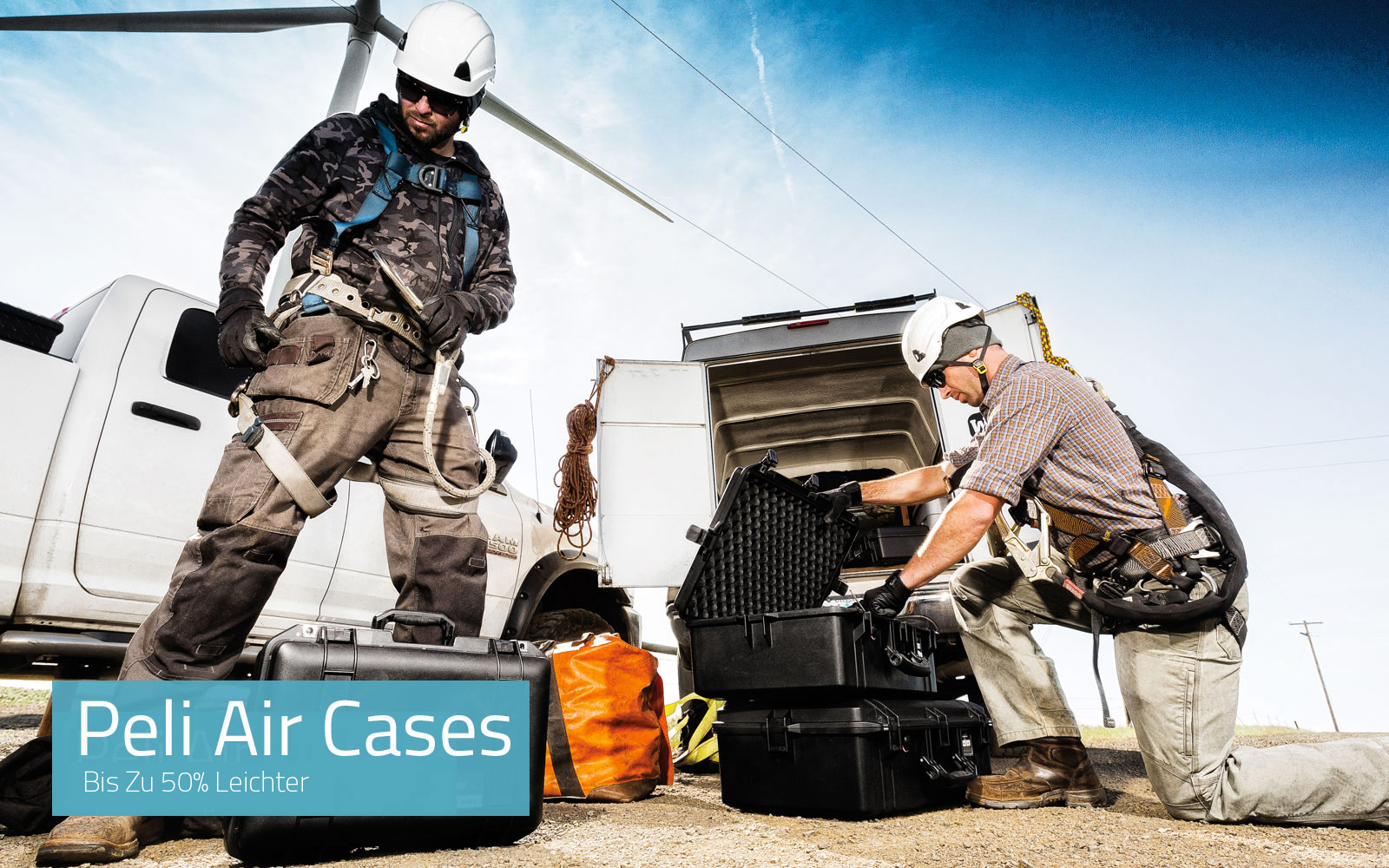 NEUE Peli Air Cases
